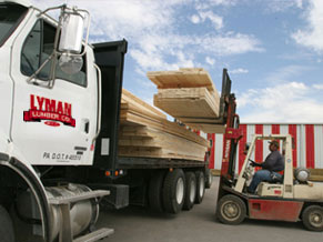 Lumber, Fasteners, Insulation & More
