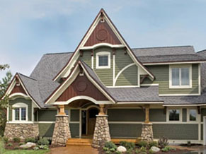 Fiber Cement, Vinyl, Natural, Wood, Metal, Siding